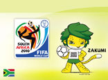 The 19th World Cup (2010 FIFA World Cup South Afraica)
