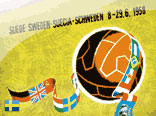The 6th World Cup (1958 Sweden FIFA World Cup)