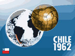 The 7th World Cup (1962 Chile FIFA World Cup)