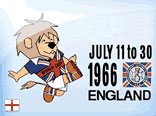 The 8th World Cup (1966 FIFA World Cup England)